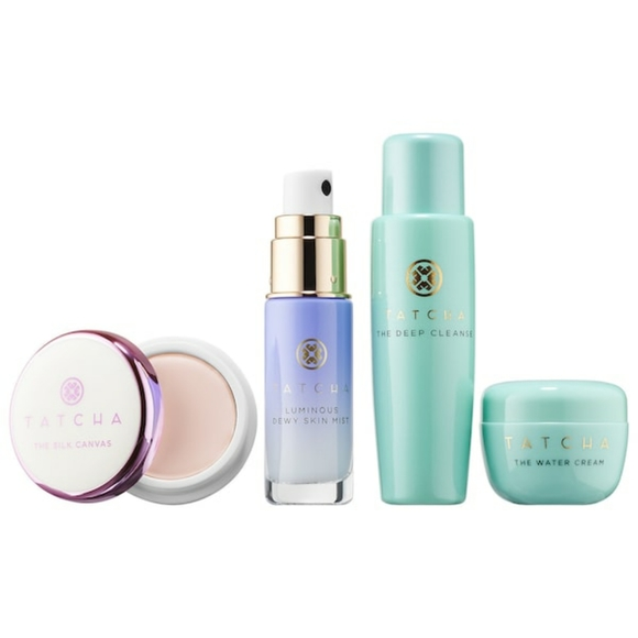 BNIB LE Tatcha Bestsellers 4PC Collection!!